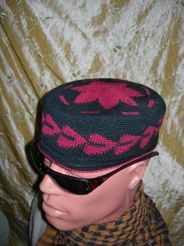 Вязание крючком летней шапочки для мужчин