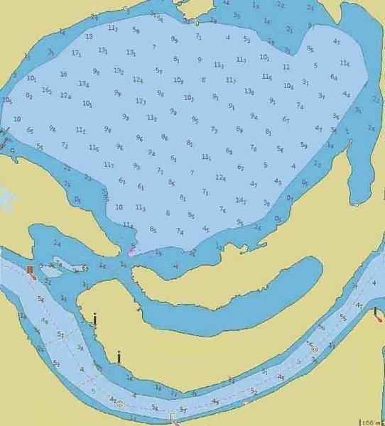 способ карта глубин строгинской поймы квартир, улице Борисовка
